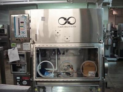 Used Flanders Isolator