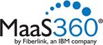 MaaS360 Mobile Application Management
