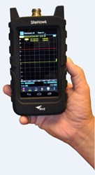 Handheld FDR Measurement: SiteHawk Analyzer SK-4000-TC