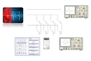 Signal Switching for Medical Device Testing App Note