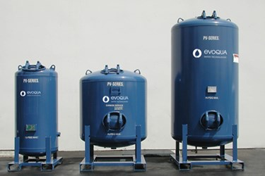 PV® Series High Pressure Liquid Phase Carbon Adsorbers