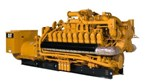 Gas Generator Sets for Landfill Applications - Cat G3520C