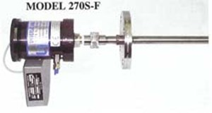 Heated Gas Sample Probes - Model 270S-F