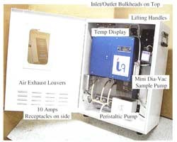 3100 Series Portable/Wall Mountable Gas Sample Conditioner