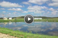 Video Exposes Sludge Reduction Efficiency Of Unique Wastewater Lagoon Aerator