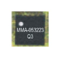 MMIC Amplifiers For WiMAX Applications