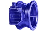 Groundhog Buried Butterfly Valve