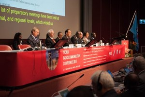 ITU World Radiocommunication Conference Approves Spectrum For Automotive Radar