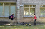 Ground-Penetrating Radar Unearths Great Synagogue And Shulhof Of Vilna