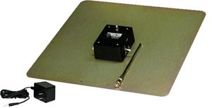 SAS-550-1B Battery Operated Active Monopole - 9 KHz - 60 MHz
