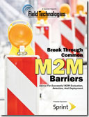 m2m supplement 2013 field technologies online cover