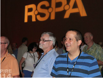 RSPA INSPIRE attendees 2014