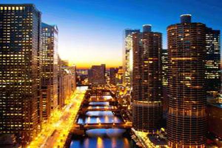 Chicago S First Wyndham Grand Hotel Opens Doors