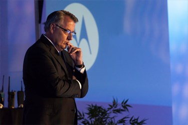 Motorola Solutions CEO Greg Brown