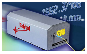 High-Accuracy Laser Wavelength Meter