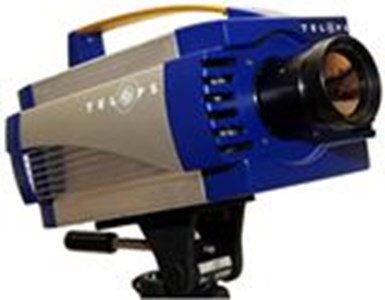 World's First 1500 fps Infrared Camera: FAST-IR 1500