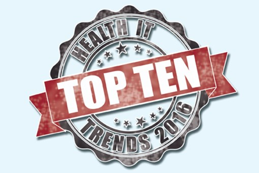 Top 10 Health IT Trends For 2016