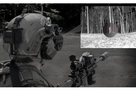 New Integrated Night Vision And Thermal Targeting Solution Bolsters Mission Effectiveness Of U.S. Army Soldiers