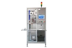 Pharmaceutical Serialization Registration And Labeling Station