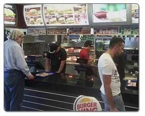 Biggest Burger Chain POS