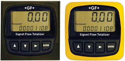 gf signet flow meter manual