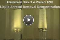 Pentair Liquid Aerosol Removal Demo