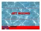 jet mixing