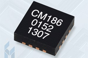 6-11 GHz Low Noise Amplifier: CMD186P3