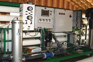 CCD Technology Succeeds With Well Water Purification