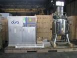 500 Liter Olsa Double Motion Vaccum Mixer, 316l S/S