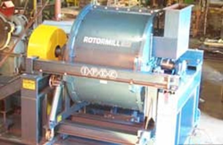Model 7H Horizontal Rotormill