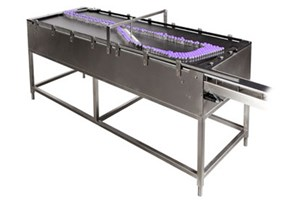 Sanitary Conveyors & Accumulation Tables
