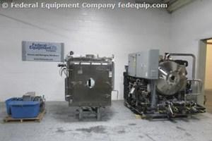 Used Hull Pharma Freeze Dryer