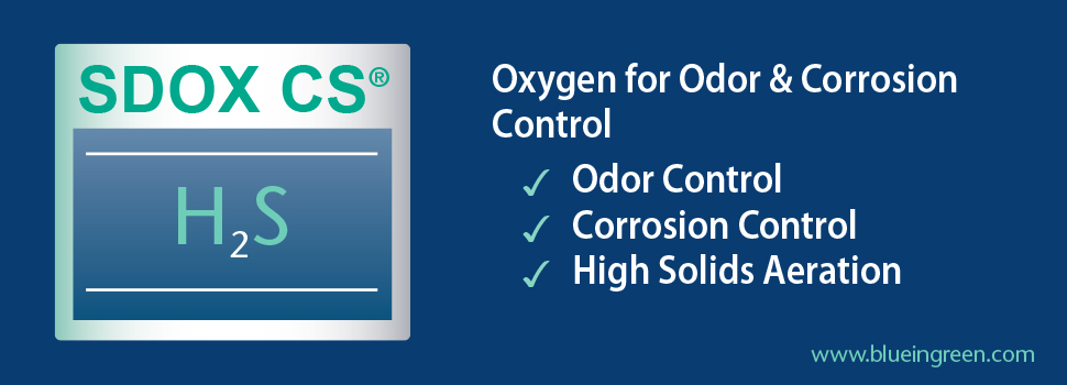 SDOX CS® Odor & Corrosion Solutions