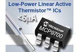 Low-Power Linear Active Thermistor™ IC: MCP9700