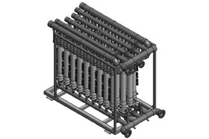 FiberFlex Flexible Ultrafiltration Rack