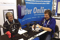 Water Online Radio: Inserting A Magnetic Flow Meter Into A Control Valve