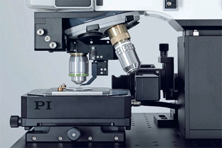 The Advantages Of Piezo-Based Scanning Systems For High-Performance Microscopes