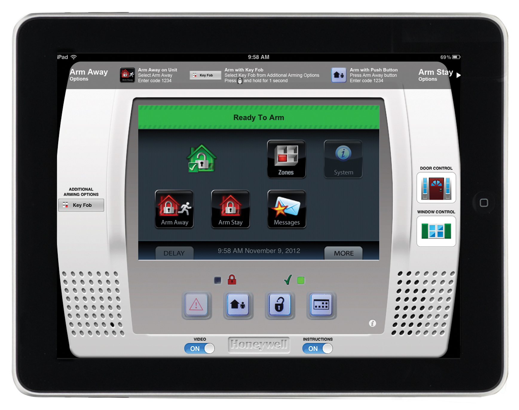 honeywell s enhanced lynx touch demo app for ipad now available on rh retailitinsights com ademco lynx 5100 installation manual ademco lynx 5100 installation manual