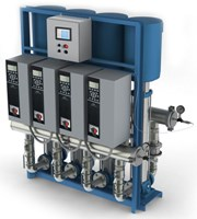 IntelliBoost Constant Pressure Variable Speed Booster Systems