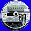 Energy Meter with Digital PCS Cellular Modem