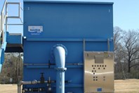 AquaDisk® Cloth Media Filtration Provides A Cost-Effective Solution For Stormwater Treatment
