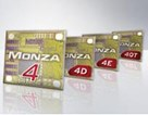 Impinj Monza® 4 RFID Tag Chip Family