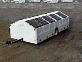 RS-18 Recycling Trailer
