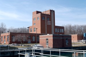 Treatment Plant Modernized To Meet EPA Turbidity Regulations
