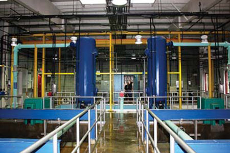 Clarification System Boosts Capacity, Reduces Maintenance