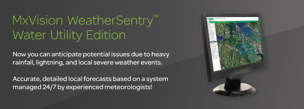 MxVision WeatherSentry Water Utility Edition