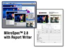 MikroSpec Thermal Imaging Software