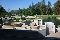 8 Years Of Tranquility At Water Reclamation Plant And Japanese Garden, Courtesy Of Headworks Bar Screens