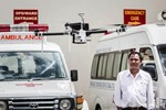 Drones Give New Meaning To Drug Delivery